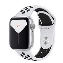 ساعت هوشمند اپل سری 5 مدل 40mm Aluminum Case with Nike Sport Band