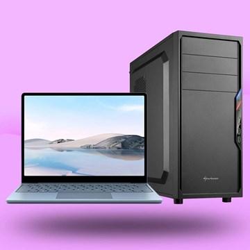 تصویر دسته بندی کامپیوتر و لپ تاپ