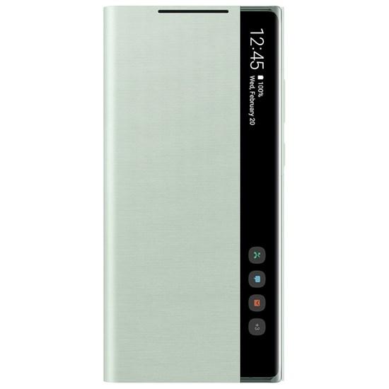کیف کلاسوری سامسونگ مدل Clear View Cover مناسب برای گوشی موبایل سامسونگ Galaxy Note 20