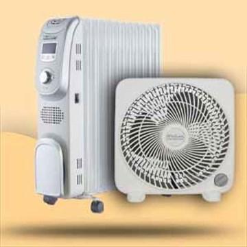 تصویر دسته بندی تهویه هوا، سرمایش و گرمایش