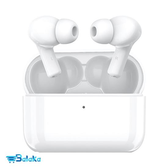 تصویر هدست (هندزفری) بی سیم آنر – Honor Choice Moecen Wireless Earbuds with Charging Case Honor Choice Moecen Wireless Earbuds with Charging Case
