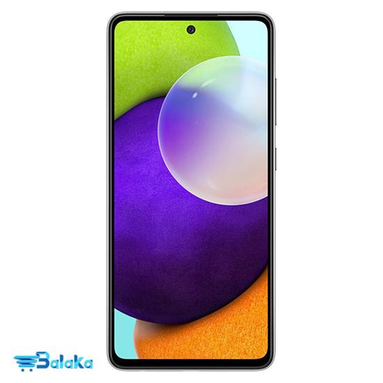 گوشی موبایل سامسونگ مدل Galaxy A52 4G دو سیمکارت ظرفیت 128 گیگابایت با 8 گیگابایت رم