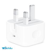 شارژر دیواری اپل مدل 20W USB-C Power Adapter